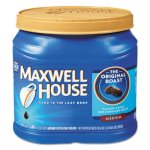 Maxwell House Coffee, Regular Ground, 33-oz Can (MWH04648)