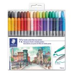 staedtler-double-ended-markers-bullet-tip-assorted-72-pack-std320tb72lu