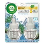 Air Wick Scented Oil Refill, Fresh Waters, .67-oz, 2 Pack (RAC79717PK)