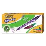 bic-gel-ocity-retractable-gel-07-mm-12-ink-colors-12-pens-bicrglcga11ast