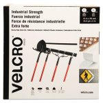 "Velcro Industrial Strength Hook & Loop Fasteners, 2"" x 49 ft, White (VEK30638)"