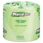 Marcal Standard 2-Ply Toilet Paper Rolls, 240 Sheets/Roll, 48 Rolls (MRC3001)