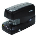 Swingline Electric Stapler w/ Jam Release, 70-Sheet Capacity, Black (SWI69270)