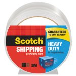 "Scotch 3850 Heavy Duty Packaging Tape, 2"" x 55 yards, Clear (MMM3850)"