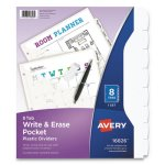 avery-write-and-erase-plastic-dividers-with-pocket-8-tab-white-ave16826