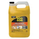 Goo Gone Pro-Power Cleaner, Citrus Scent, 1 Gallon Bottle (WMN2085)