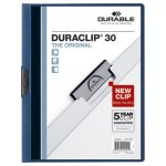 duraclip-report-cover-letter-holds-30-pages-clear-dark-blue-dbl220307