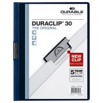 durable-vinyl-duraclip-25-report-covers-w-clip-letter-clear-navy-dbl220328