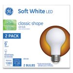 GE Classic LED Soft White Non-Dim A21, 10W, 2/Pack (GEL31180)