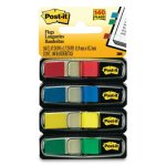 Post-it Flags, 1/2 x 1 3/4, Standard, Assorted Primary, 840 Flags (MMM68346PK)