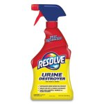 Resolve Urine Destroyer, 32 oz Spray Bottle, Citrus (RAC99487EA)
