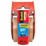 Scotch 3850 Heavy Duty Packaging Tape Sure Start Dispenser, 22.2 Yards (MMM143)