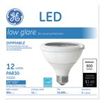 Ge LED PAR30 Dimmable Warm White Flood Light Bulb, 2700K, 12W (GEL42133)