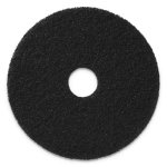 "Americo Stripping Pads, 14"" Diameter, Black, 5/CT (AMF400114)"