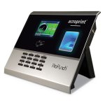 Acroprint ProPunch Biometric Add-On Terminal, Automatic, 3000 Employees, Black (ACP010288000)