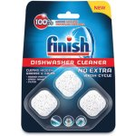 Finish Dishwasher Cleaner Tabs, Original Scent, 8 Pouches (RAC98897)