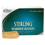 Alliance Sterling Correct Rubber Bands, 3-1/2 x 1/4, 425 Bands (ALL24645)
