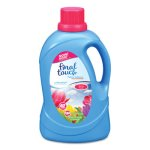 Final Touch Fabric Softener, Spring Fresh Scent, 4 -134 oz Bottles (PBCFINTO37)