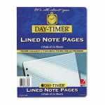 day-timer-lined-note-pads-for-organizer-8-1-2-x-11-48-sheets-pack-dtm87328
