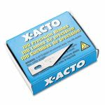 x-acto-2-bulk-pack-blades-for-x-acto-knives-100box-epix602