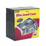 fellowes-thin-jewel-case-clearblack-100pack-fel98335