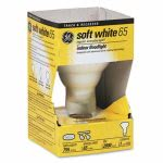 GE Incandescent Reflector Bulb, Soft White, 65 Watts, 125 V, Each (GEL20331)
