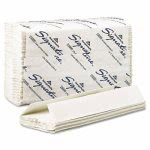Signature White C-Fold Paper Towels, 2-Ply, 1,440 Towels (GPC 230)