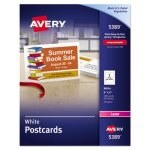 avery-avery-laser-postcards-4-x-6-two-per-sheet-100-cards-box-ave5389