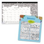 blueline-desk-pad-calendar-w-coloring-pages-17-3-4-x-10-7-8-2020-redc2917001
