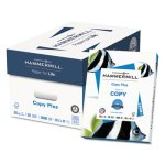 Hammermill Copy Plus Paper, 8-1/2 x 11, 20lb., White, 5000 Sheets (HAM105007)
