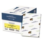 Hammermill MP Colored Paper, 20lb, 8-1/2 x 11, Canary, 500 Sheets (HAM103341)