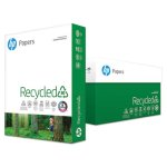 HP Recycle30 Paper, 92 Bright, 20lb, 8-1/2 x 11, White, 10 Reams (HEW112100)