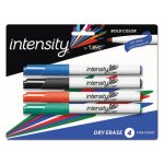 bic-dry-erase-markers-fine-point-assorted-colors-set-of-4-bicdecfp41asst