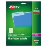 self-adhesive-filing-labels-1-3-cut-2-3-x-3-7-16-clear-450-pack-ave5029