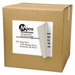 "Avery 5165 White Shipping Labels, 8-1/2"" x 11"", 100 Labels (AVE5165)"