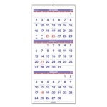 At-A-Glance Vertical-Format Three-Month Wall Calendar, 2021 (AAGPM1128)