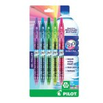 pilot-b2p-gel-rolling-ball-retractable-assorted-07-mm-5-pens-pil36621