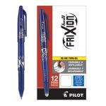 pilot-frixion-ball-erasable-gel-ink-stick-pen-blue-ink-7mm-dozen-pil31551