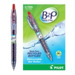 pilot-b2p-bottle-gel-rolling-ball-retractable-red-fine-dozen-pil31602
