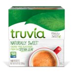 Truvia Natural Sugar Substitute, 1 g, 140 Packets (TRU8845)
