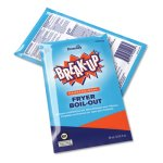 Break-Up Fryer Boil-Out, 2-oz, Liquid Degreaser, 36 Packets (DVOCBD991209)