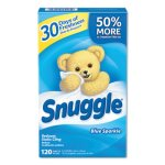 Snuggle Fabric Softener Sheets, Fresh Scent, 6 Boxes (DIA45115)