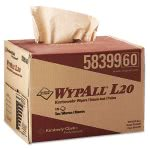 wypall-l20-general-purpose-2-ply-wipers-brown-176-wipers-kcc58399
