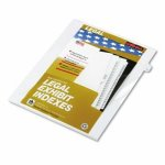 kleer-fax-80000-series-legal-index-dividers-side-tab-printed-5-25pack-klf81115