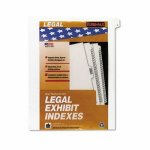 kleer-fax-90000-series-legal-exhibit-index-dividers-side-tab-printed-1-25pack-klf91001