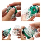 "Tombow MONO Correction Tape, Refillable, 1/6"" x 472"" (TOM68665)"
