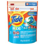 Tide Pods Liquid Laundry Detergent, Ocean Mist, 4 Packs (PGC93126CT)