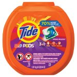Tide Liquid Laundry Detergent Pods, Spring Meadow, 288 Pods (PGC50978CT)