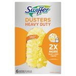 Swiffer 360 Dusters Refill, Dust Lock Fiber, Yellow, 24/Refills (PGC21620CT)
