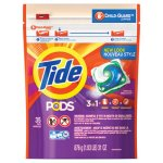 Tide Pods, Laundry Detergent, Spring Meadow, 35 Pods (PGC93127)